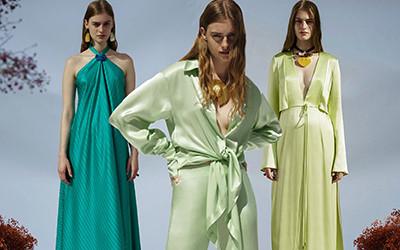 Женская одежда Galvan Resort 2021