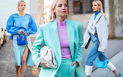 Street style на Неделе Высокой моды в Париже сезона весна-лето 2020
