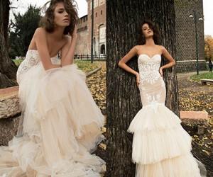 Свадебная коллекция Liz Martinez 2015