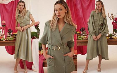 Модная женская одежда Acler весна-лето 2022