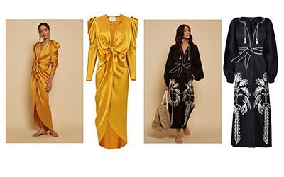 Самые желанные летние платья из коллекции Johanna Ortiz Resort 2021