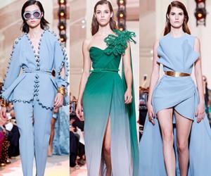 Elie Saab Haute Couture осень-зима 2018-2019