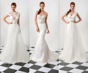 Свадебные платья Bien Savvy 2015