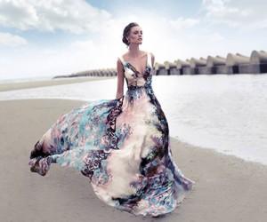 Коктейльные и вечерние платья Carla Ruiz 2015