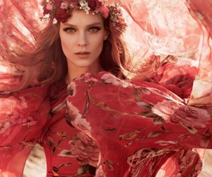 Kati Nescher, Natalie Westling для журнала Vogue China