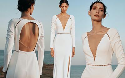 Дизайнерские свадебные платья Liretta 2020