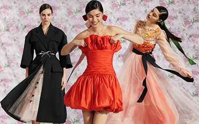 Женская одежда Carolina Herrera Pre-Fall 2020