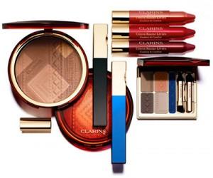 Коллекция макияжа Clarins Colour of Brazil лето 2014