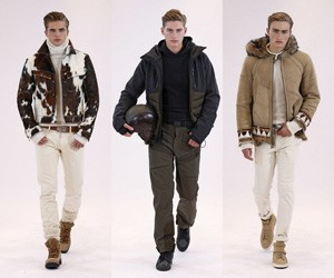 Мужская коллекция Ralph Lauren осень-зима 2016-2017