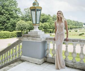 Свадебная коллекция Lian Rokman Haute Couture 2017