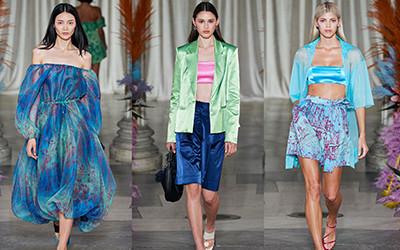 Женская одежда Staud весна-лето 2020