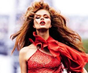Aiste-Regina Kliveckaite для журнала Glamour Spain