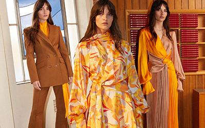 Женская одежда Acler весна-лето 2020