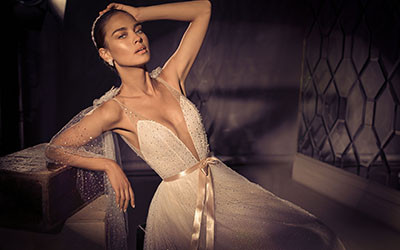 Коллекция свадебных платьев Elihav Sasson 2019
