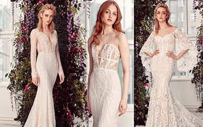 Свадебные платья Rita Vinieris весна-лето 2020