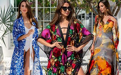 Красивые шелковые кафтаны и летние платья Belyed handcraft 2021