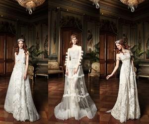 Свадебные платья Yolan Cris 2017