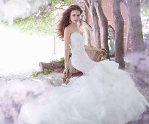 Свадебные платья JLM Couture осень-зима 2013-2014