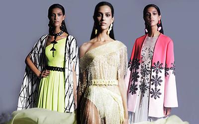 15 самых роскошных вечерних платьев Georges Hobeika весна-лето 2021