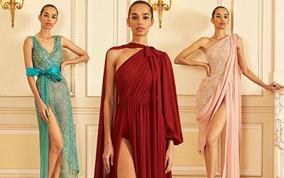 15 роскошных вечерних платьев и костюмов Georges Hobeika 2020-2021