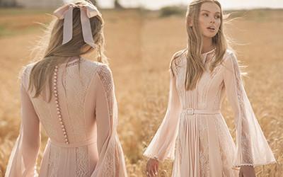 Прекрасные свадебные и вечерние платья Sari Elyani 2020