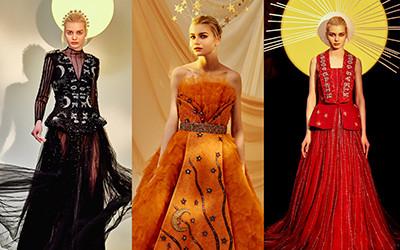 Вечерние платья Shahira Lasheen Haute Couture весна-лето 2019