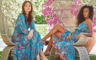 Женская одежда в стиле бохо Misa весна-лето 2021
