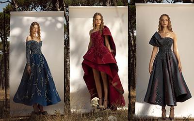 Вечерние платья Saiid Kobeisy Haute Couture осень-зима 2019-2020