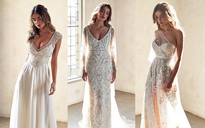 Свадебные платья Anna Campbell 2020