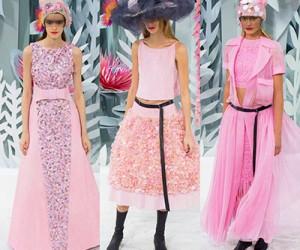Chanel Haute Couture весна-лето 2015