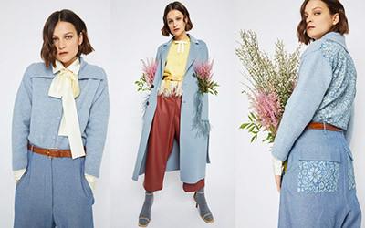 Модная женская одежда COTE осень 2021