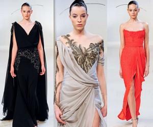 Dilek Hanif Haute Couture весна-лето 2014