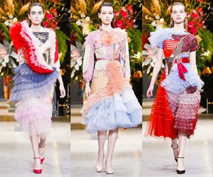 Viktor & Rolf Haute Couture весна-лето 2017
