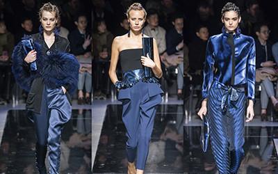 Женская одежда Giorgio Armani осень-зима 2019-2020