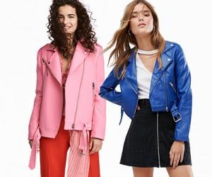 Женская кожаная куртка на осень. Выбираем из 10 вариантов.