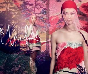 Коллекция макияжа MAC Min Liu лето 2017