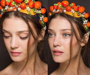 Beauty-образы с показа Dolce & Gabbana весна-лето 2016