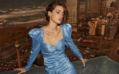 Что надеть на вечеринку? Красивые платья из коллекции Ronny Kobo 2020