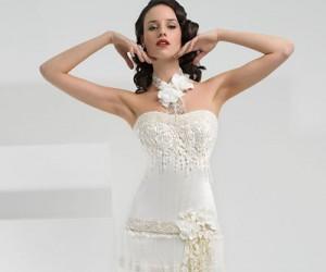 Коллекця свадебных платьев Pepe Botella 2013