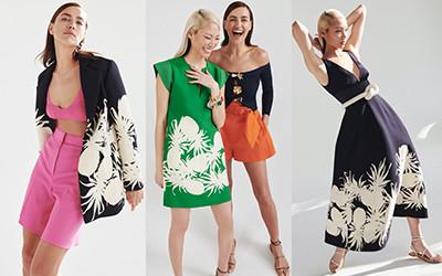 Женская одежда Oscar de la Renta Pre-Fall 2021
