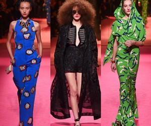 Schiaparelli Haute Couture весна-лето 2015