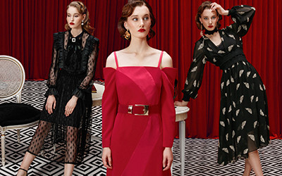 15 коктейльных вечерних платьев Alena Goretskaya для праздничной вечеринки