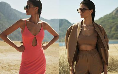 Модная женская одежда Zeynep Arçay весна-лето 2022