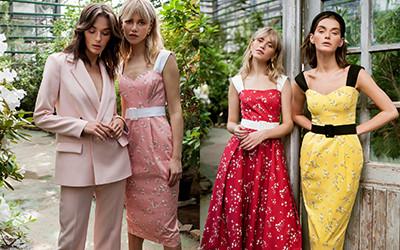 Женская одежда Roseville весна-лето 2019