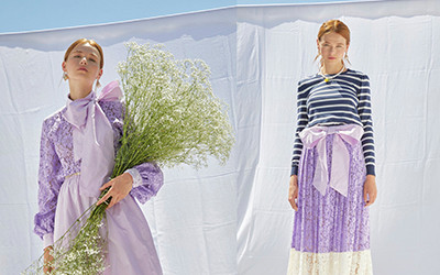 Женская одежда COTE весна-лето 2021