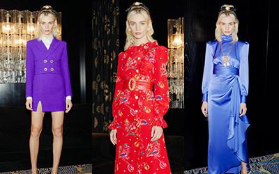 Женская одежда Alessandra Rich осень-зима 2020-2021