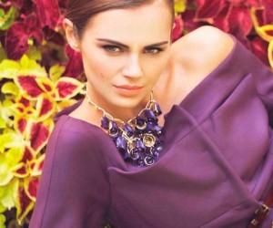 Xenia Deli для журнала Harper's Bazaar Arabia