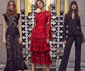 Женская одежда Alexis осень-зима 2018-2019