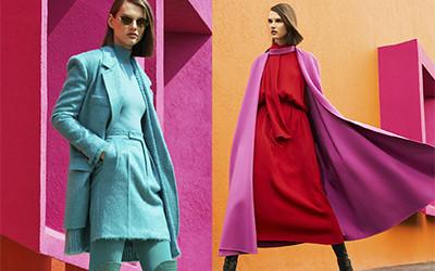 Giedre Dukauskaite для журнала Harper's Bazaar US