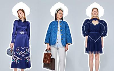 Женская одежда Alena Akhmadullina осень-зима 2020-2021